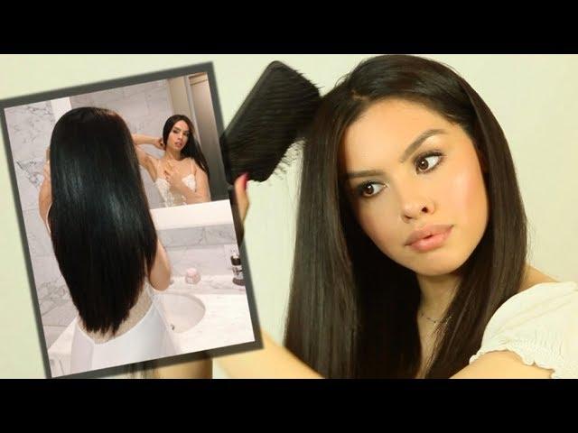 My Haircare Routine (I got a keratin treatment)